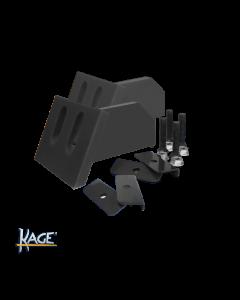 Back Drag Kit for Steel