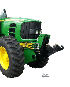 JD 6115 D Front 3 Point