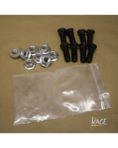 Bolt and Locknut Set (Steel Edge), SB72