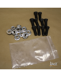 Bolt and Locknut Set (Steel Edge), SB96